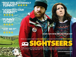 Sightseers directed by Ben Wheatley Alice Lowe Steve Oram
