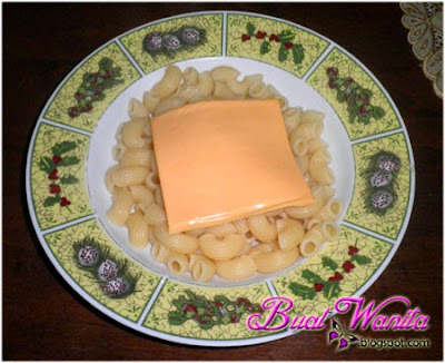 Jom Main Masak-Masak Dengan Anak. Resepi Mudah Makaroni Cheese. Cara Buat Makaroni Cheese Simple Senang