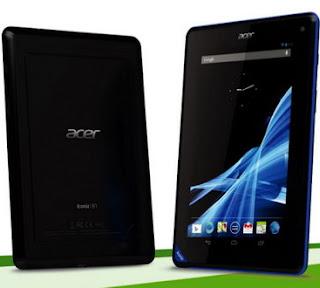 Harga dan Spesifikasi Tablet Murah Acer Iconia B1