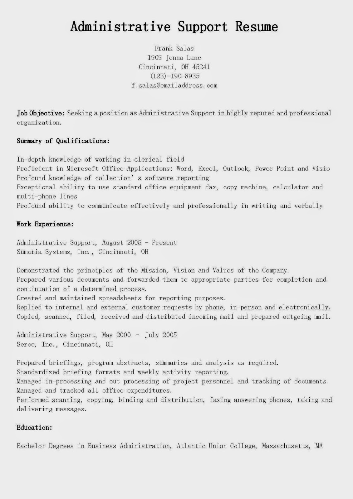 show me a sample of a good resume examples of good resumes for jobs online resume template