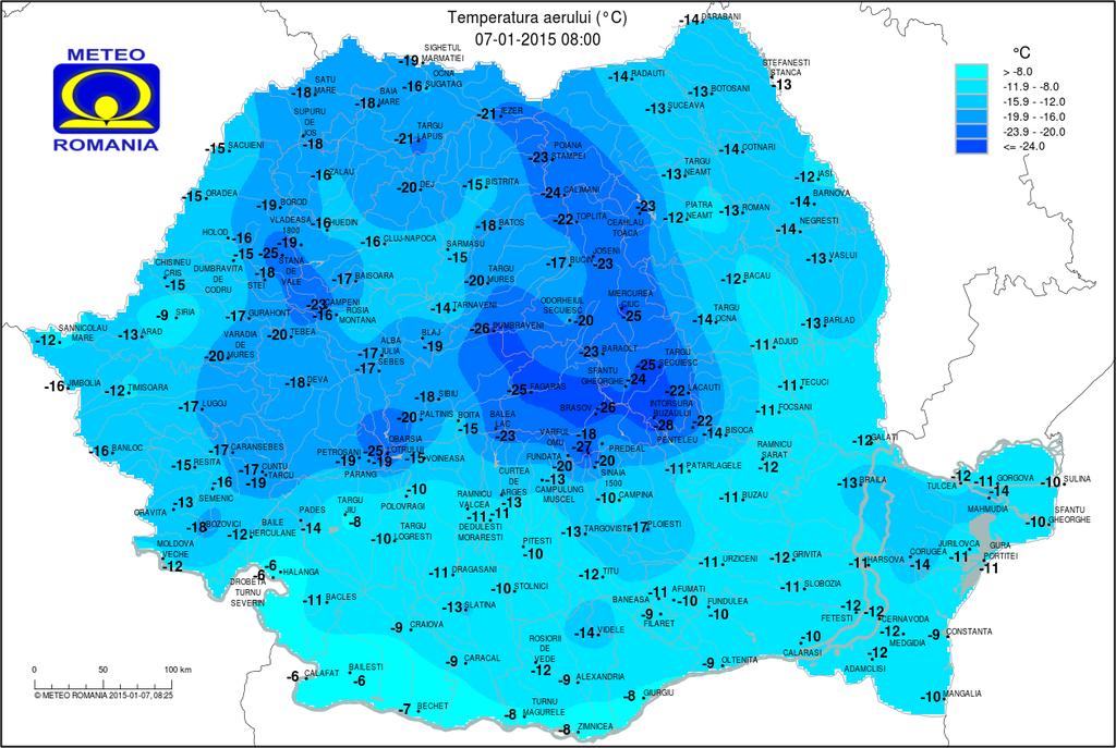 Bodzaforduló, hideg, időjárás, Románia, Székelyföld, tél,