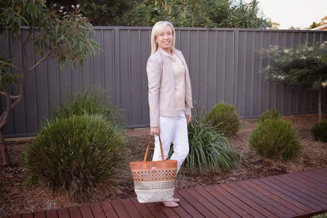 Sydney Fashion Hunter The Wednesday Pants #37 - Leather & Lace