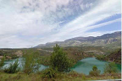 Camarasa - Zona central, desde la carretera