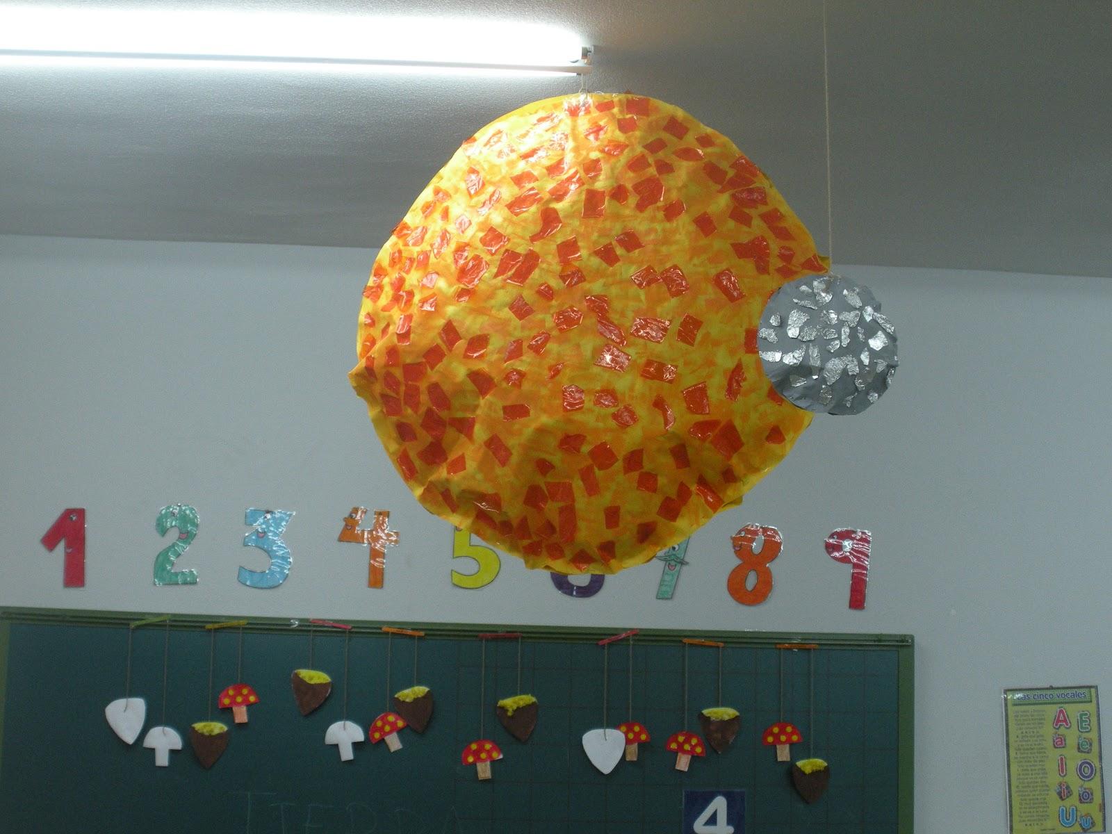 La clase de los delfines el espacio en nuestra clase for En nuestra clase
