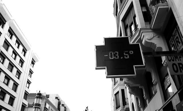 -3,5 ºC, by Pablo Basagoiti Brown / Basagoitiyyo