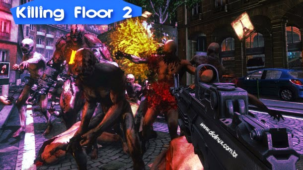 Killing Floor 2 no Ubuntu