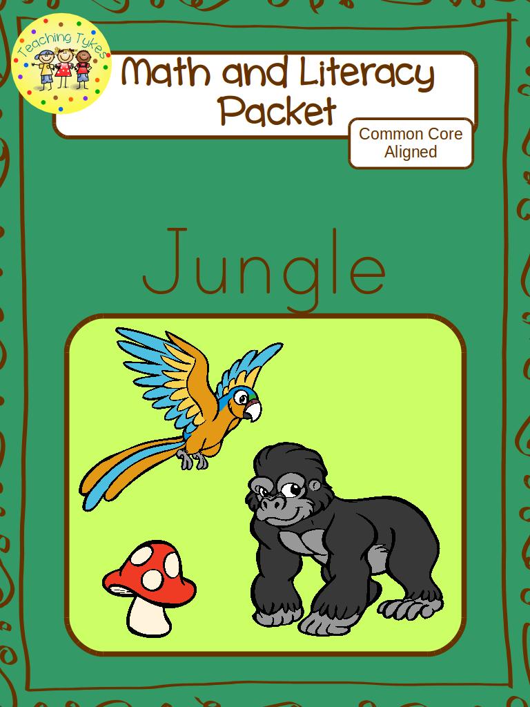 https://www.teacherspayteachers.com/Product/Jungle-Math-and-Literacy-Packet-1723132