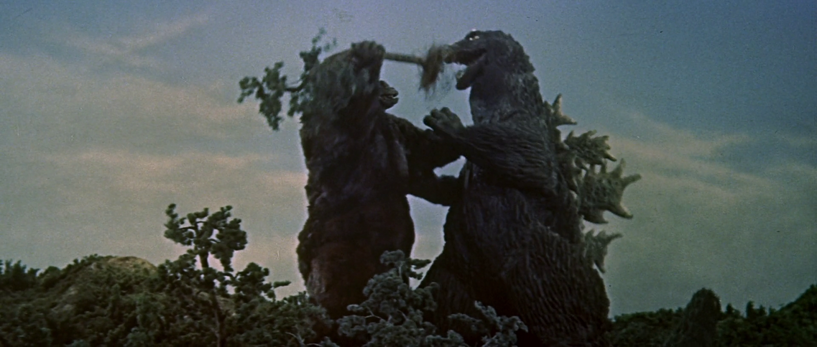 Godzilla king kong the american movie
