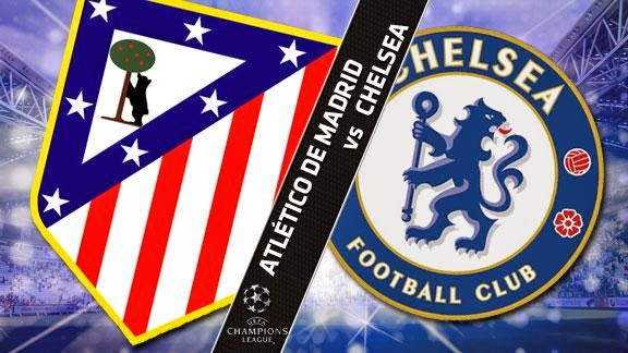 Atlético de Madrid vs Chelsea En Vivo