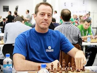 AJEDREZ - Francisco Vallejo conquista su cuarto título de campeón de España