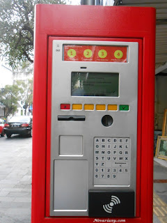 elektrik parking