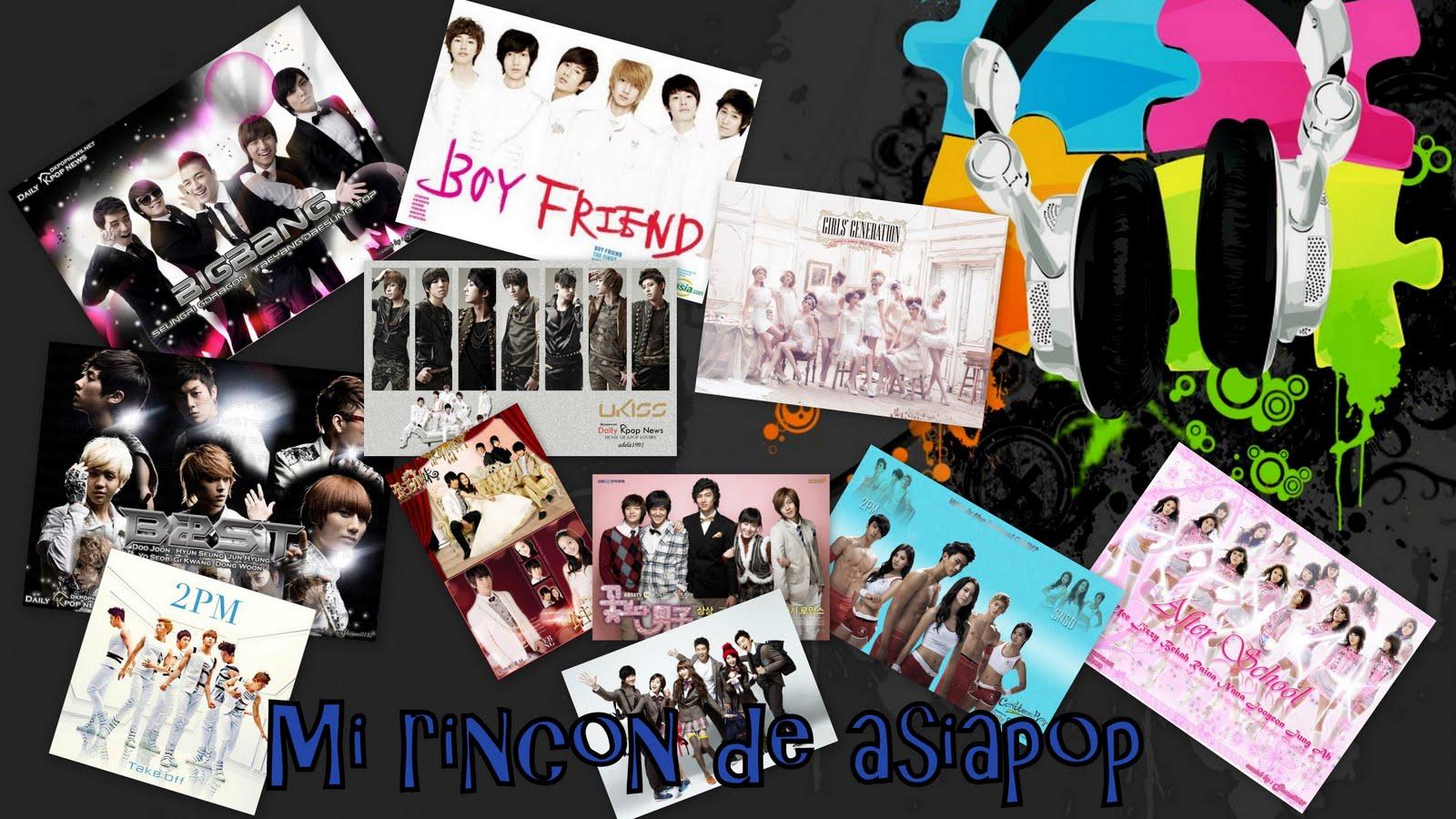Mi rincon de Asiapop