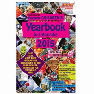 Flipkart: Buy Children's Yearbook And Infopedia Papperback 2015 at Rs.157