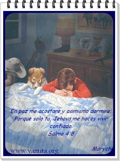 Imagenes cristianas para facebook septiembre 2011 for En paz me acostare