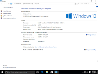 Download Windows 10 Pro TH2 x64 2016 Pre-Activated