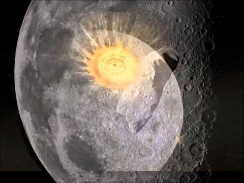 Bulan digegarkan oleh letupan meteor terbesar!