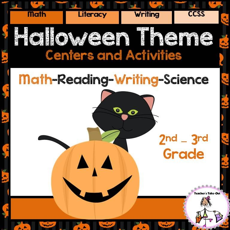 Halloween Theme Activities