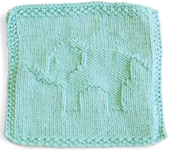 Elephant Washcloth Knitting Pattern : FairyKnitting: ??????? ????????? ?????????