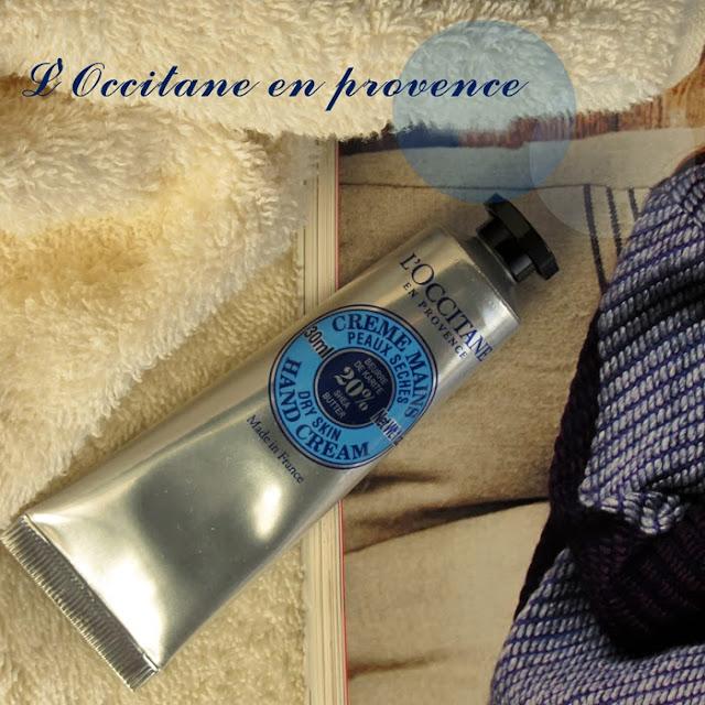 Krem do rąk z masłem shea /L'Occitane en provence