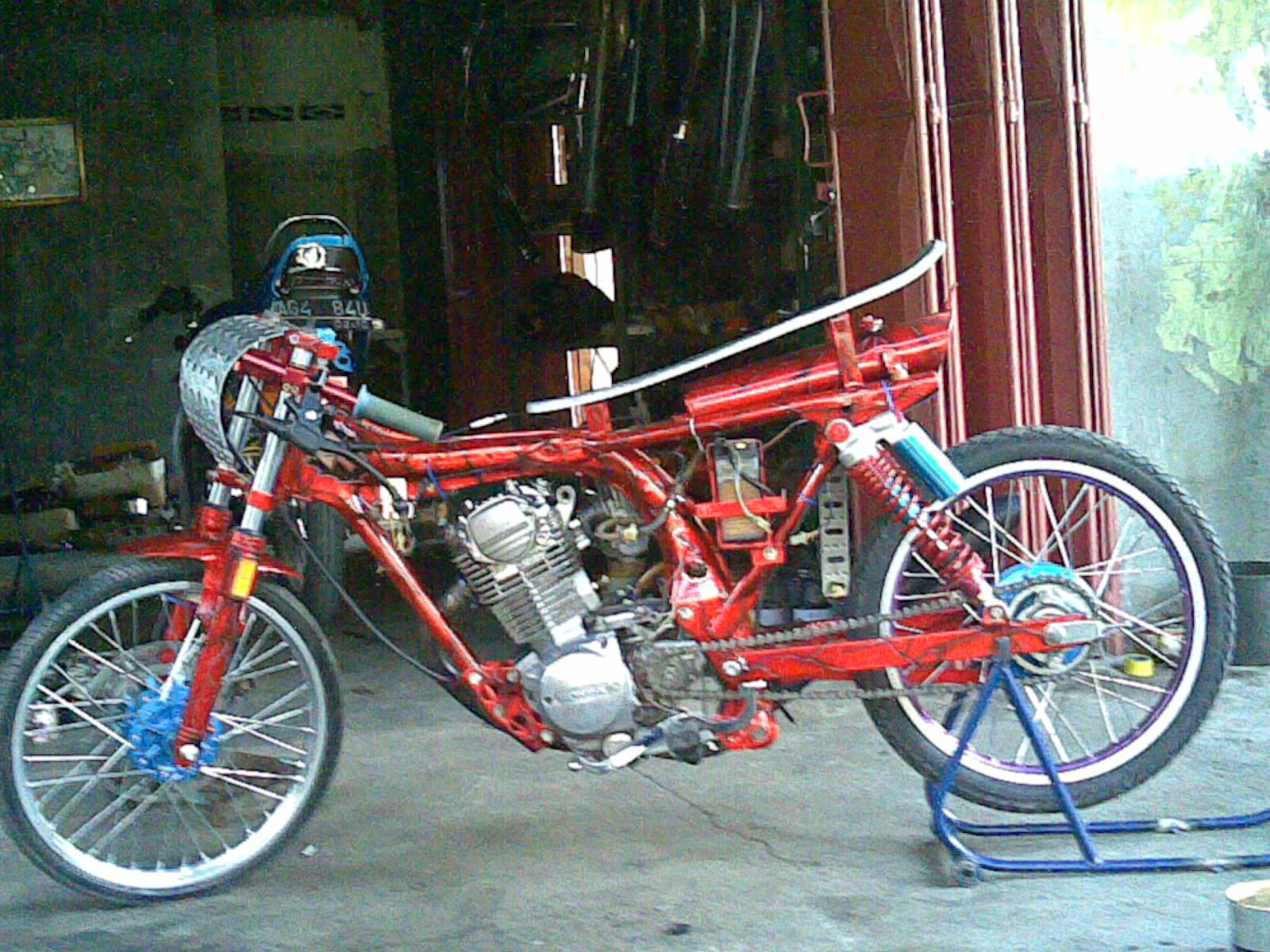 92 gambar motor drag gl terkeren | ranting modifikasi