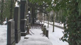 Cementerio donde está enterrado Kafka