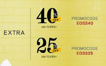 Snapdeal: Upto 40% extra of on Various caegory, Limited time offer