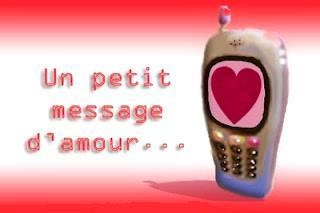 Petits texto d'amour