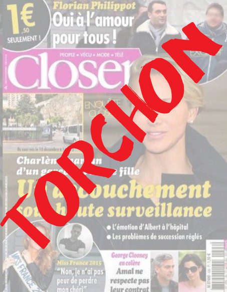 Lamentable Closer, pauvre torchon.