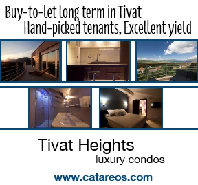 Luxury condos in Tivat