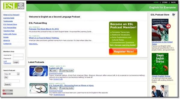 apprendre l u0026 39 anglais en 4 podcasts   niveau interm u00e9diaire et confirm u00e9