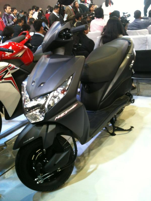 Honda Dio 2012 ~ Tech World