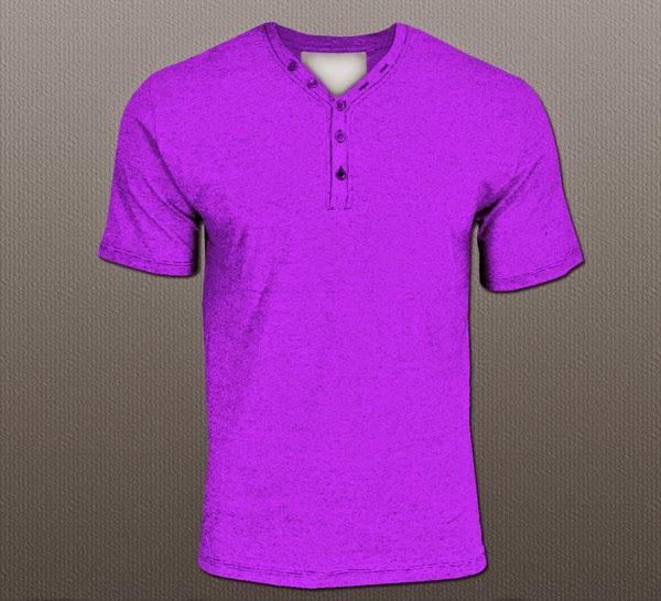 Download T-Shirt Mockup Terbaru Gratis - FASHION V-NECK PSD BY THEAPPARELGUY