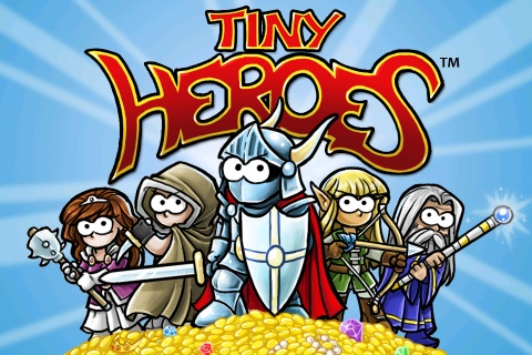 Tiny Heroes Free App Game By Simutronics Corp