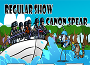 Regular Show Cannon Spear