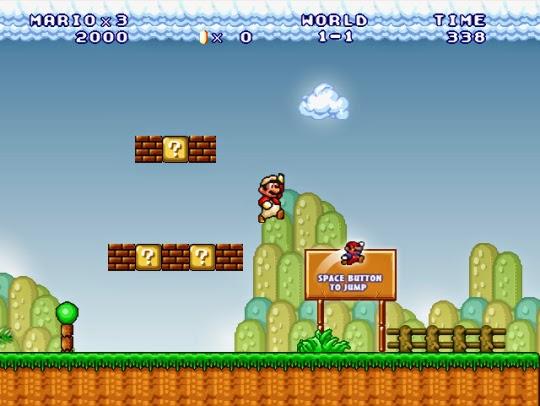 Minijuegos de Mario Bros gratis online