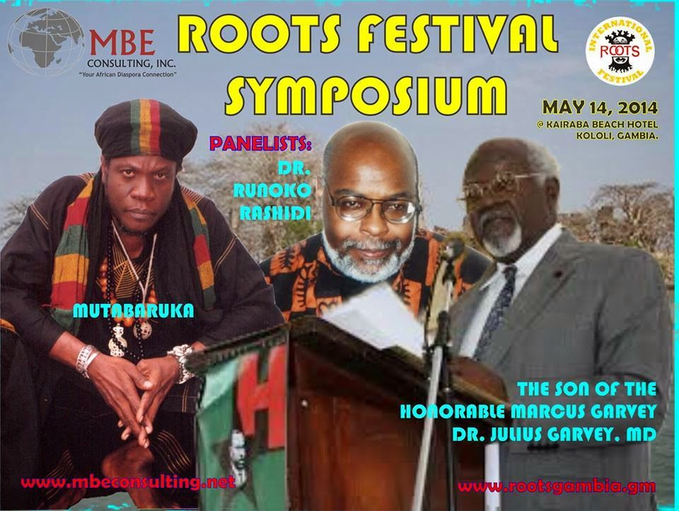 The FICKLIN MEDIA GROUP,LLC: ROOTS FESTIVAL SYMPOSIUM