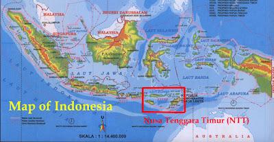 sismo Nusa Tenggara, indonesia 17 de Marzo de 2012