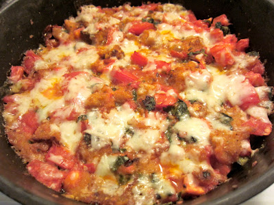 Come Home for Supper!: Scalloped Tomatoes with Croutons