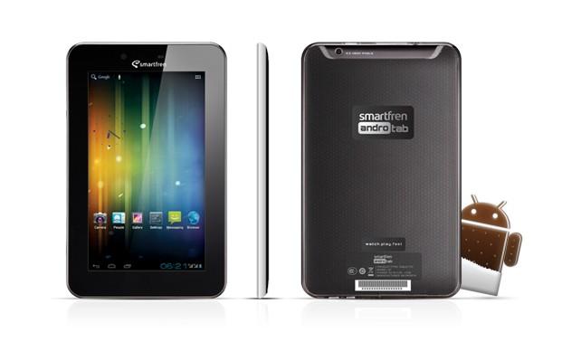 Andromax Tab 7.0 itulah nama tablet baru keluaran Smartfren yang