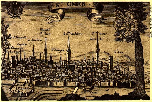 La bataille de Saint-Omer  St-omer-1640