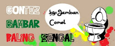Contest:Gambar Paling Sengal by Jamban Comel