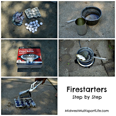 Homemade Fire Starters