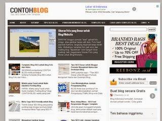 Desain Tampilan Blog yang Baik