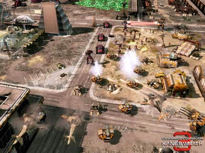 Free Download Command And Conquer 3 Game