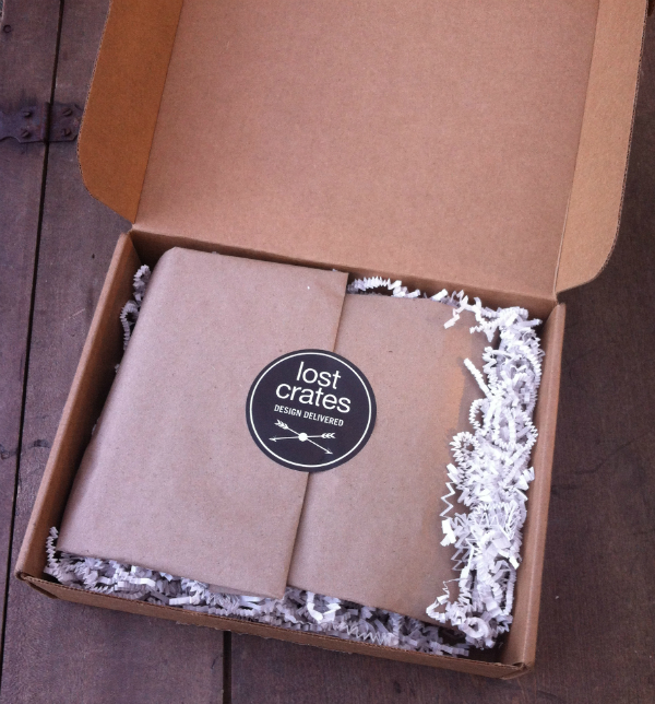 Eco Salon for Lost Crates August 2012 Box Review