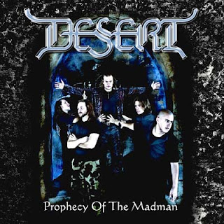 Desert - Prophecy Of The Madman (EP) (2006)