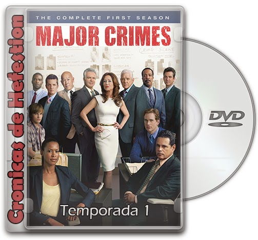 Major Crimes – Temporada 1