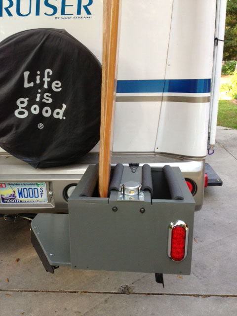 RV Surfboard Rack (for Sale)