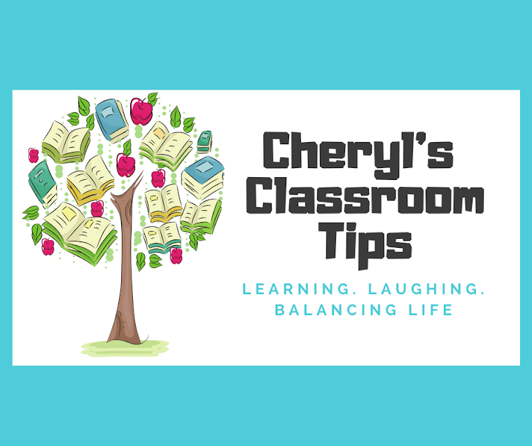 Cheryl's Classroom Tips