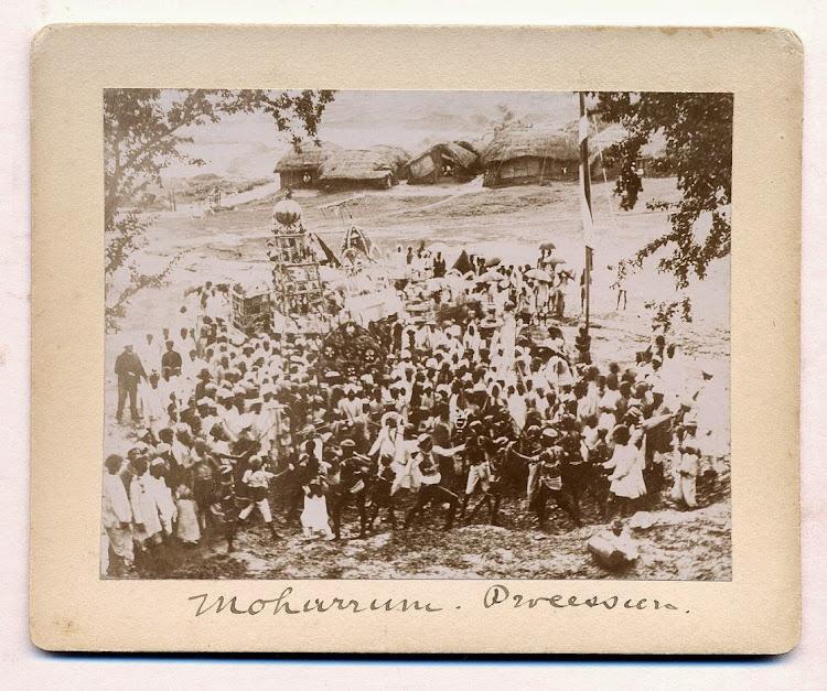 Muharram Procession - c1900's